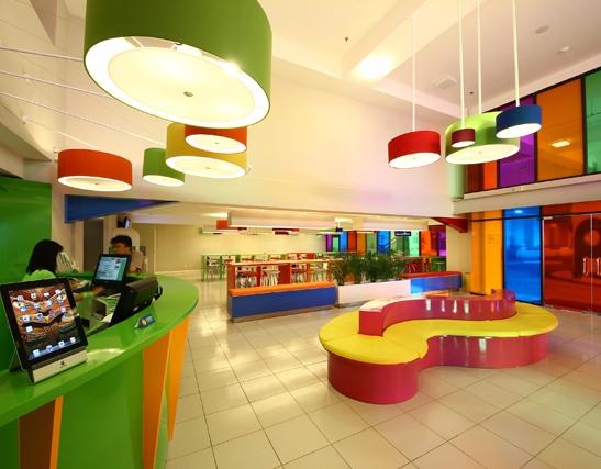 POP lobby