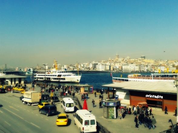 Menuju Bosphorus