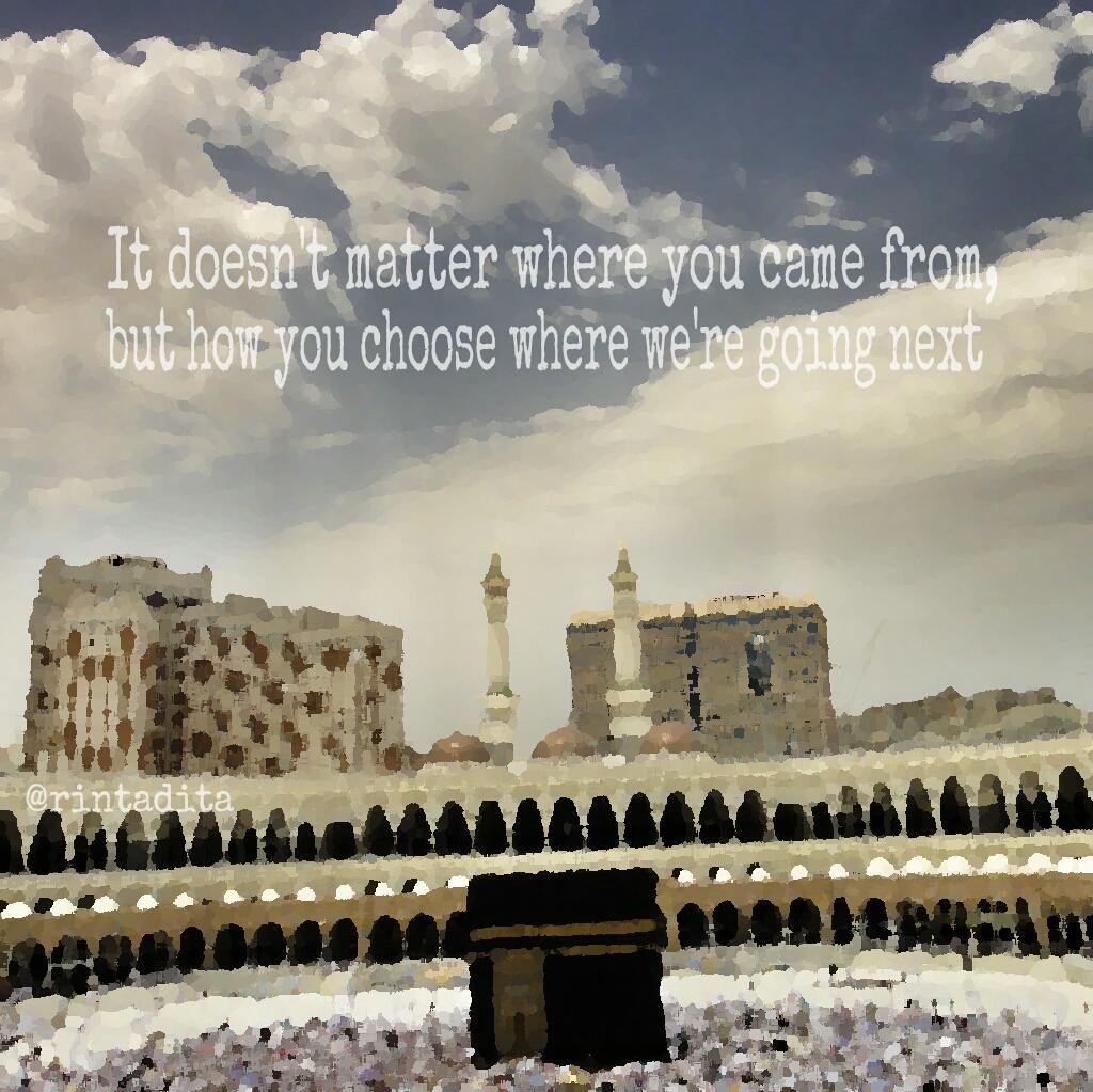 Ramadan Di Tanah Suci Males Mandi