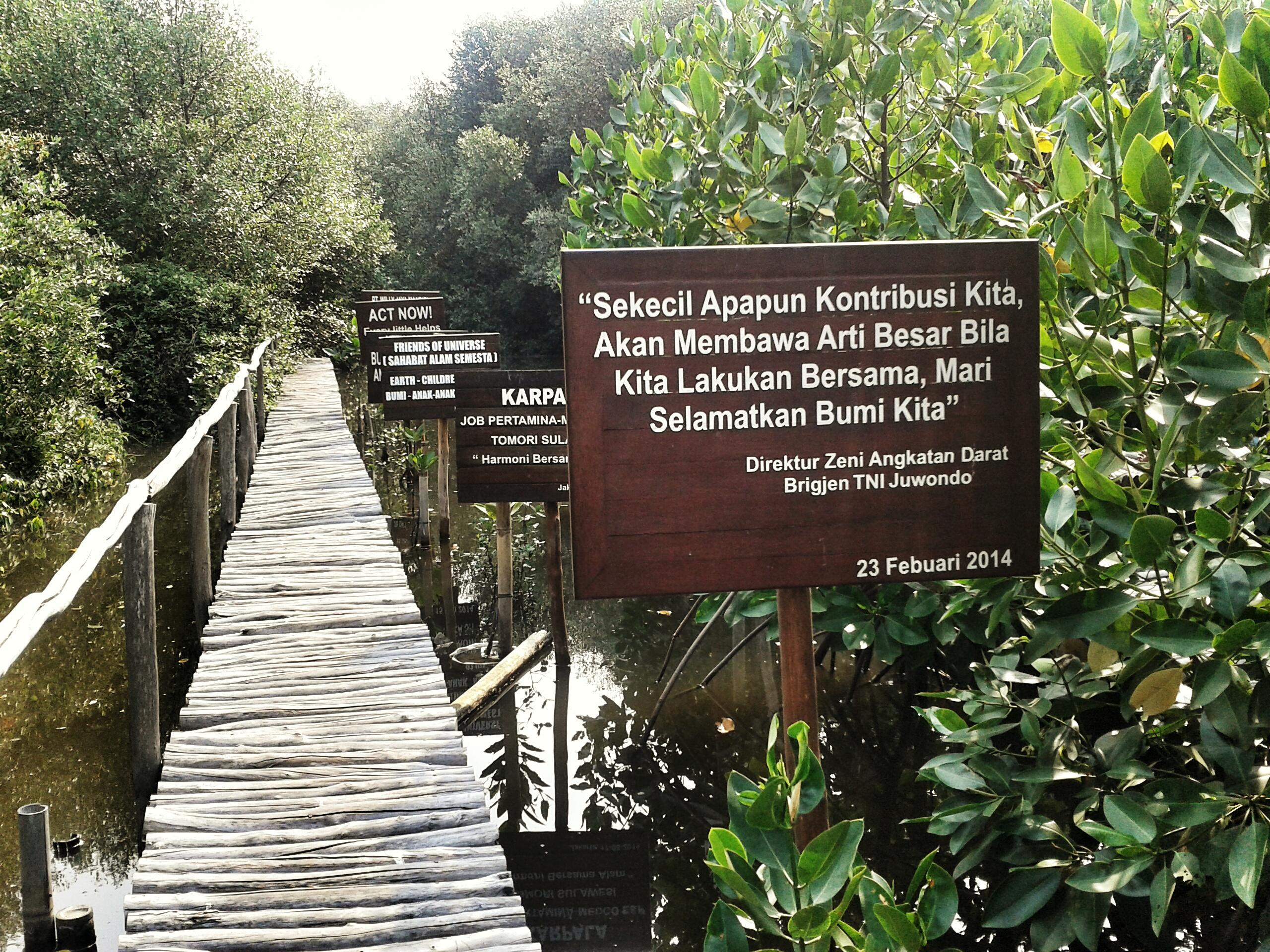 wisata alam terbuka hijau