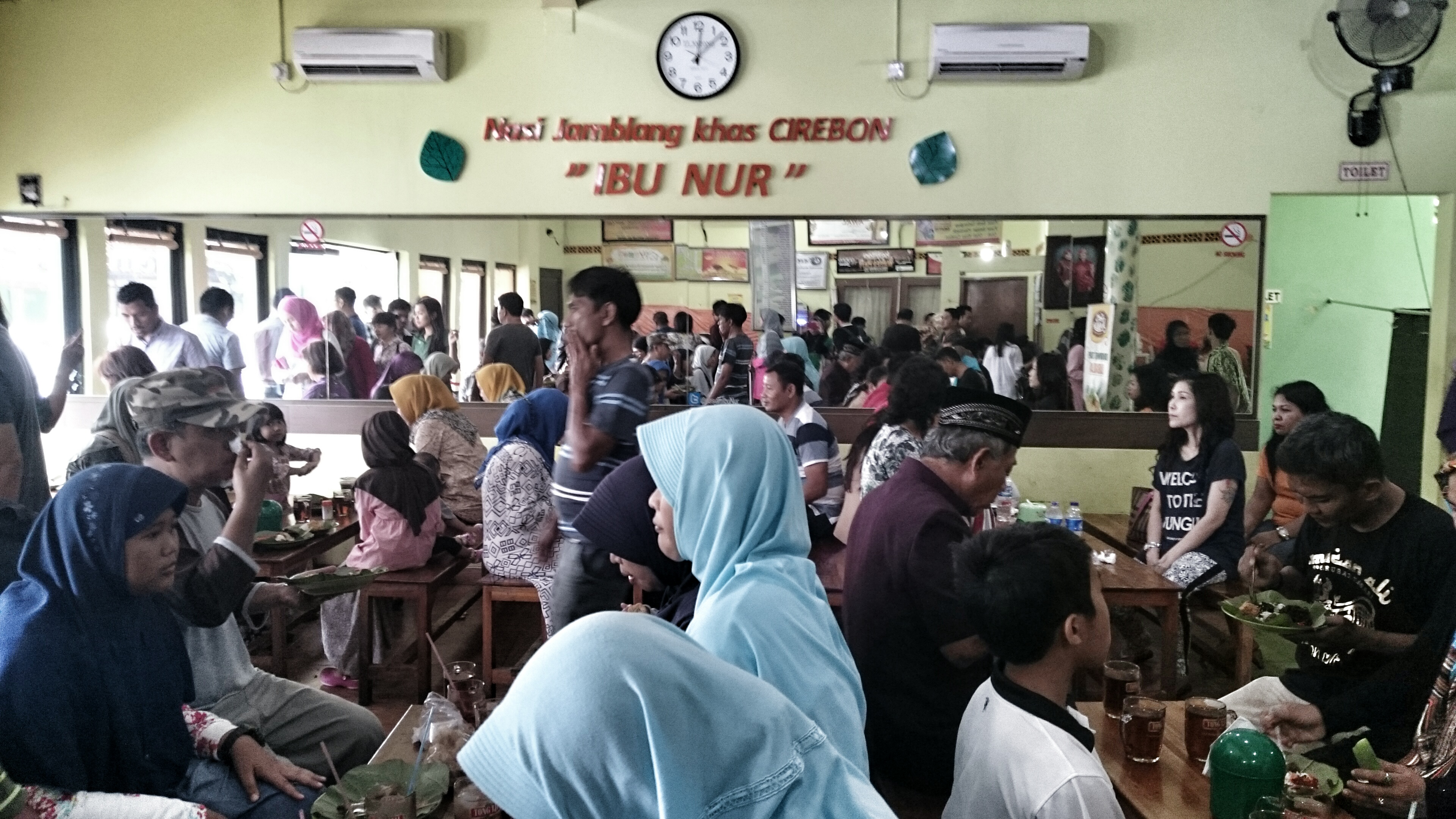 Lupa Kolesterol Di Cirebon Males Mandi