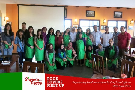Signora Pasta Food Lovers Meet Up
