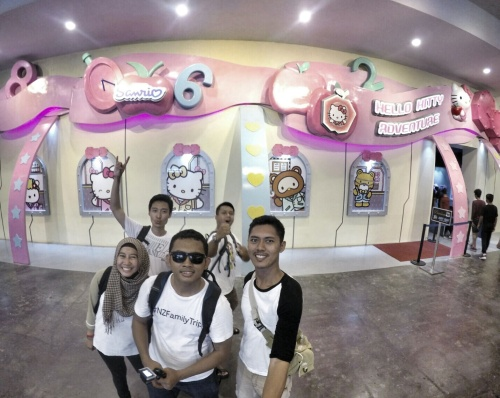 Hello Kitty Dufan