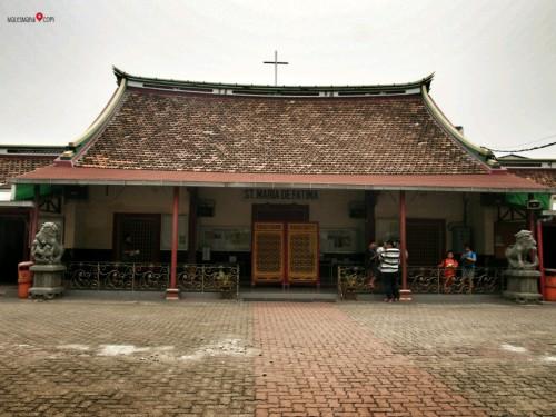 gereja santa maria de fatima
