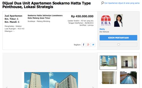 dijual-apartemen