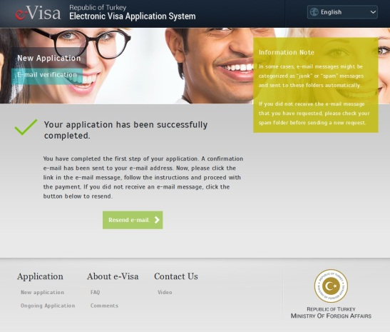 e-visa-email-verification