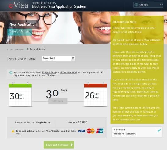 e-visa-turki-arrivaldate