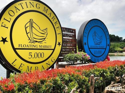 lembang-floating-market