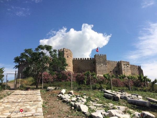 ayasuluk-castle