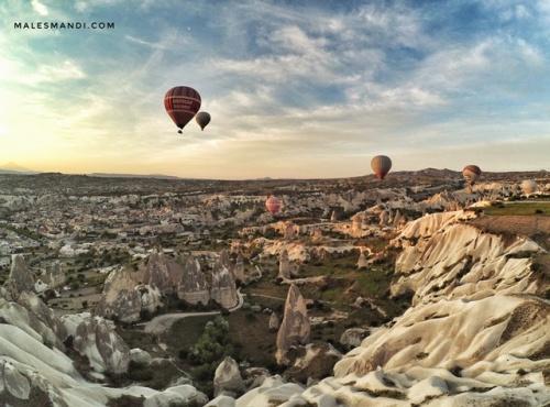 pemandangan-balon-cappadocia