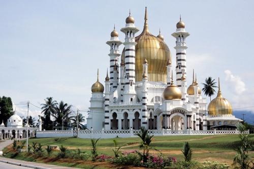 masjid-kuala-kangsar