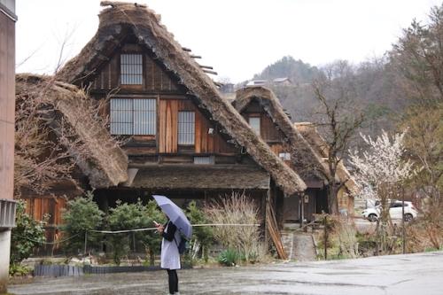 hujan-shirakawago