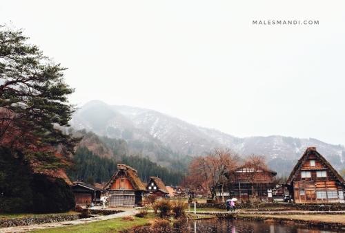 pemandangan-shirakawa-go