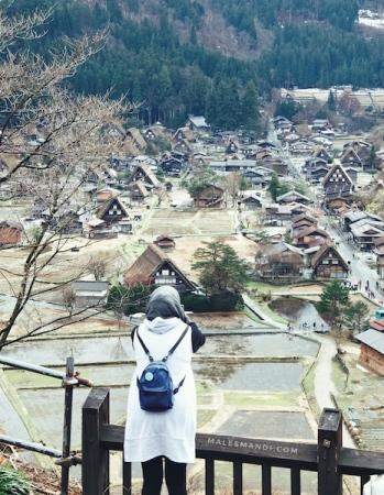 shirakawago-dari-atas